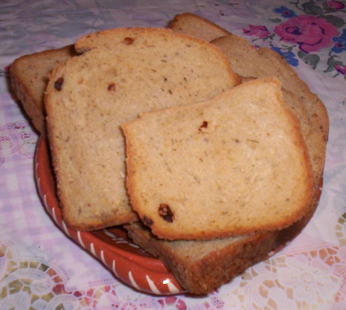 Life @ Longfield Breadmaker
