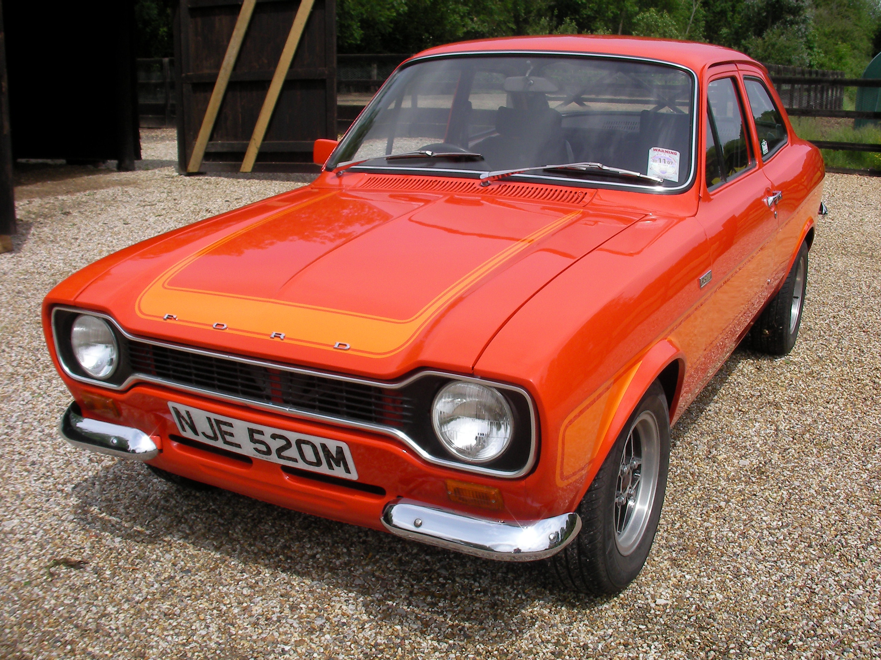 Ford Escort RS2000 Mark 1